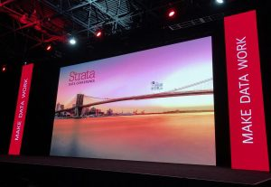 Strata Conference stage
