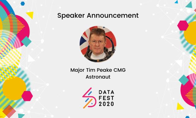 Speaker Announcement-Tim Peake