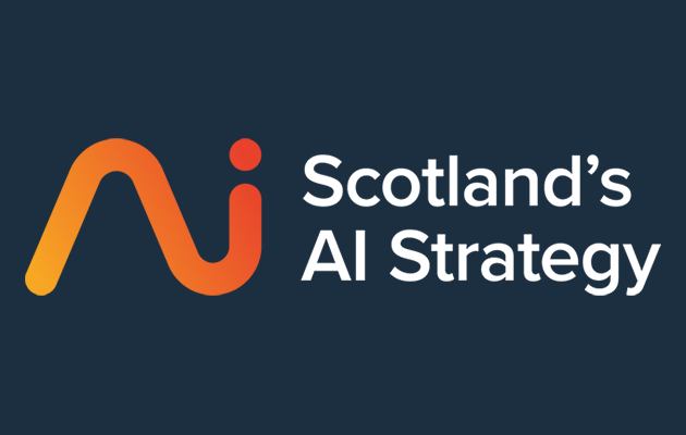 Logo - Scotland's AI strategy