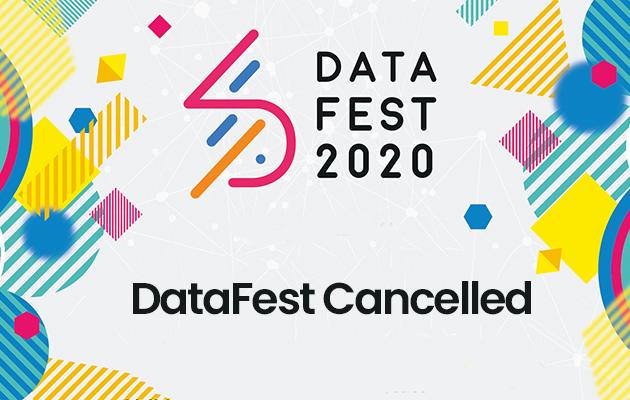 DataFest cancelled