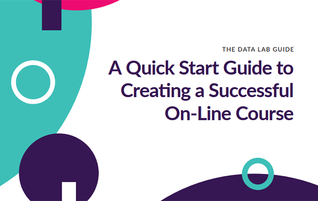 Image of Data online course guide