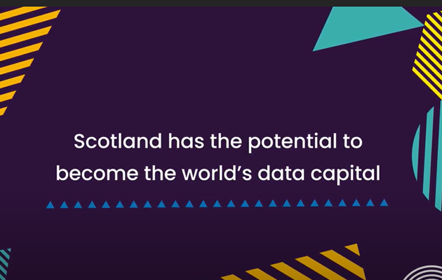 Scotland has the potential to become the world's data capital