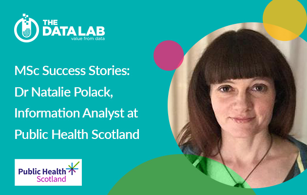 MSc success with Natalie Polack