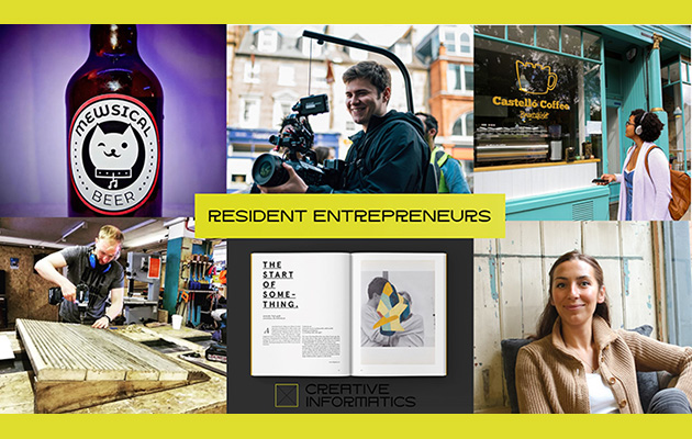 Resident Entrepreneur applications open