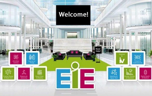 EIE 2020 welcome