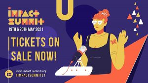 Impact Summit 2021 - tickets on sale now