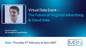 Virtual data event - the future of targeted advertising and cloud data