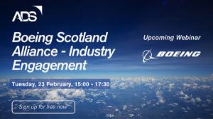 Boeing Scotland Alliance - Industry Engagement 23 February