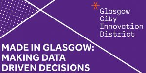 Glasgow City Innovation District Event Feb 2021