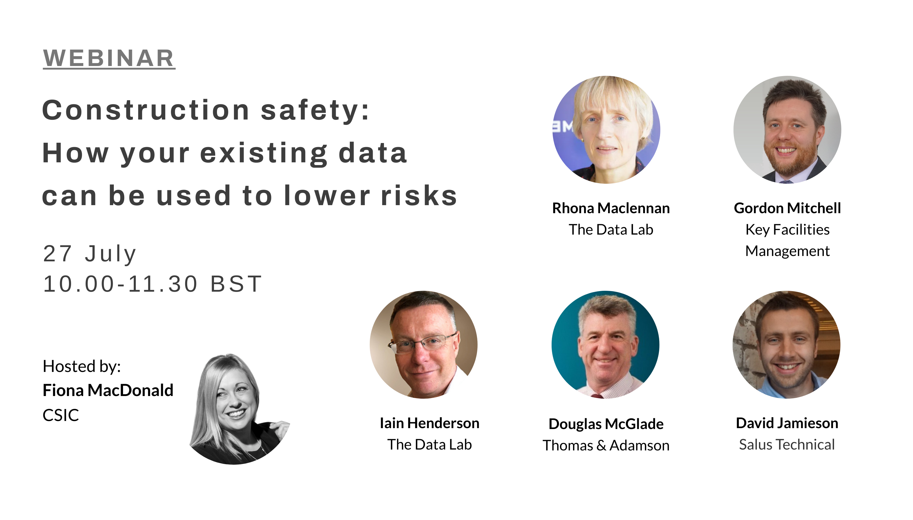 Construction safety: How your existing data can be used to lower risks
